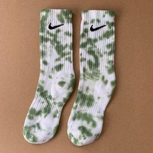 Nike Tie Dye Crew Socks - Medium